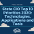 State CIO priorities align with the future on NASCIO's 2020 list
