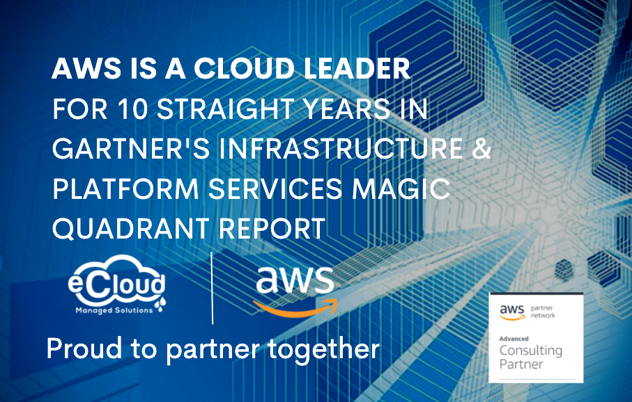 We are proud to be a leading AWS Advanced Consulting Partner