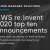 Top Ten AWS Re:Invent 2020 Announcements That Impact Your Enterprise Today