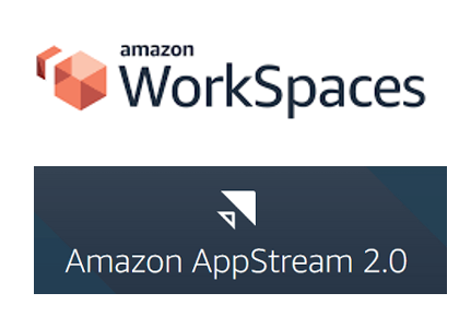 AWS Workspace and AppStream Logo