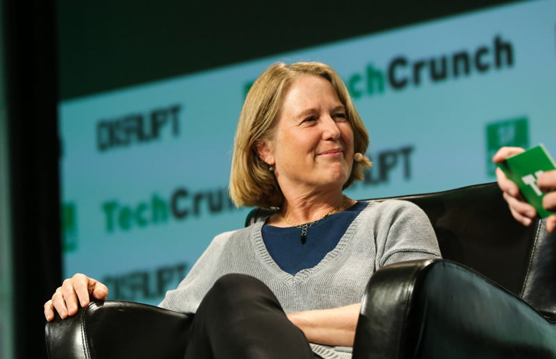 Google's Diane Greene talks AWS